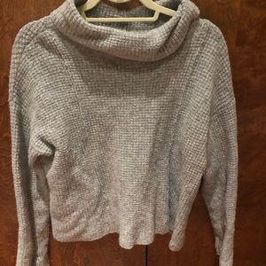 Free People Cowl neck Sweater. Medium